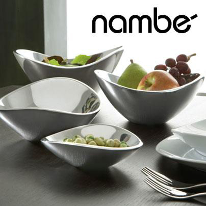 NAMBÉ ALLOY BOWLS