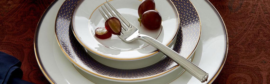 Dessert Plates & Small Plates