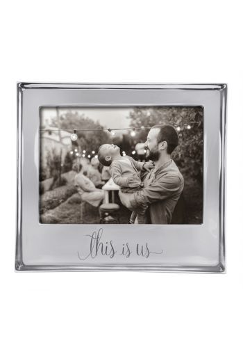 Mariposa THIS IS US 5X7 SIGNATURE FRAME