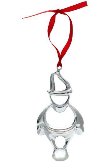 Holiday - Santa Head Ornament