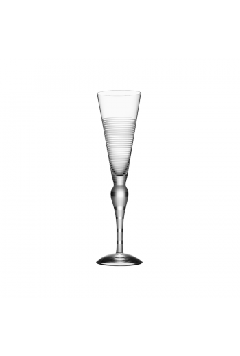Orrefors Clown Champagne (frost, lines)