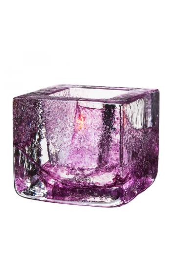 Brick Votive (purple)