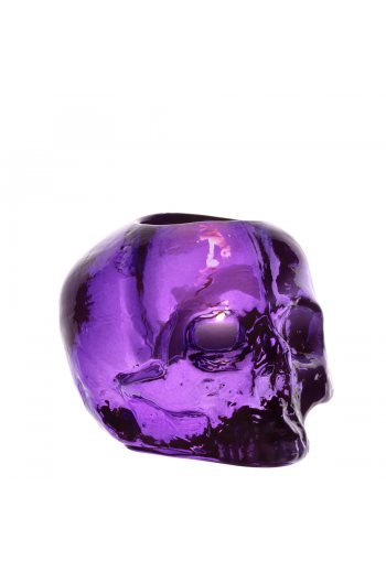 Kosta Boda Still Life Votive (purple)