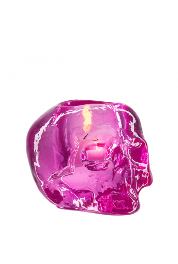 Kosta Boda Still Life  Votive (pink)