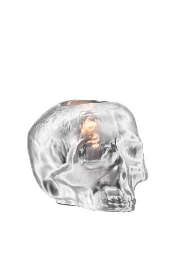 Kosta Boda Still Life Votive (silver)