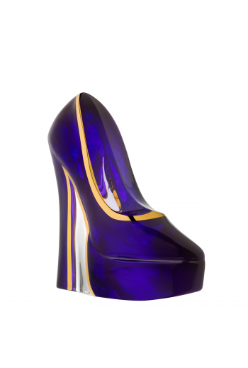 Make Up  Shoe (stiletto, amethyst)