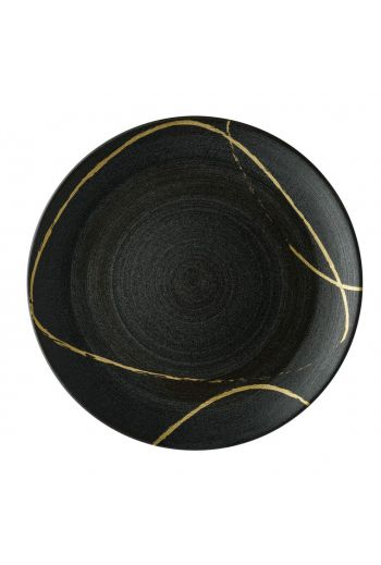 Royal Crown Derby Sketch - Charcoal Large Round Platter