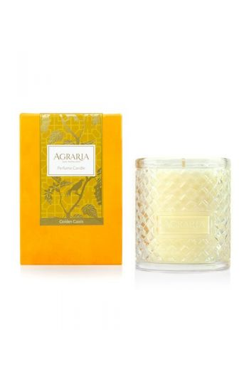 Agraria Golden Cassis Scented Candle - 7 oz
