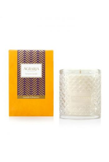 Agraria Lavender & Rosemary Scented Candle - 7 oz.