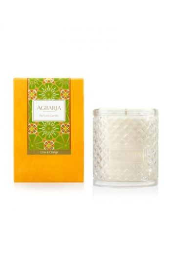 Agraria  Lime & Orange Scented Candle - 7 oz.