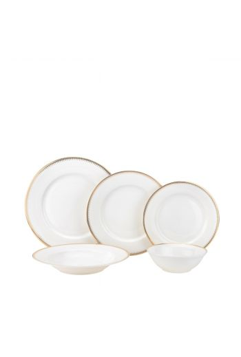 Joseph Sedgh Amanda 20 Piece Bone China Dinnerware Set - Service for 4