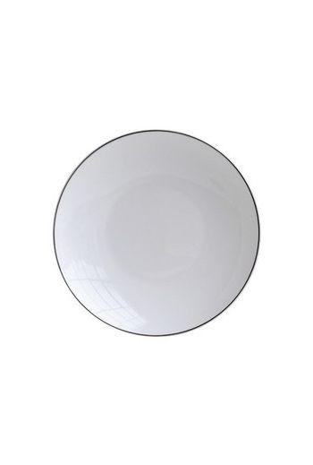 "Bernardaud Argent Deep Round Dish -  11.5"""
