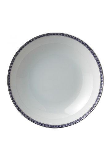"""Bernardaud Athena Navy Soup Plate - 7.5"""""""