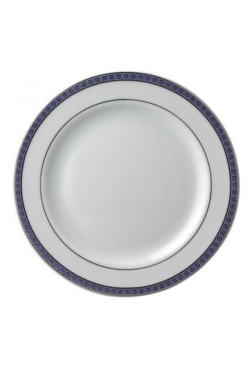 "Bernardaud Athena Navy Dessert Plate - 7.5"""
