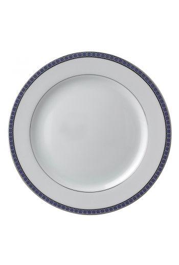 "Bernardaud Athena Navy Salad Plate - 8.5"""