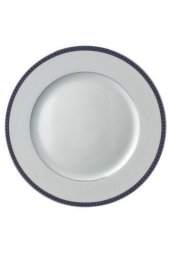 """Bernardaud Athena Navy Dinner Plate - 10.5"""""""