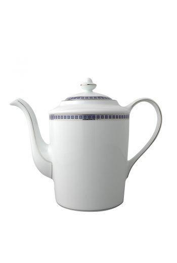Bernardaud Athena Navy Coffee Pot - 12 cups, 36 oz