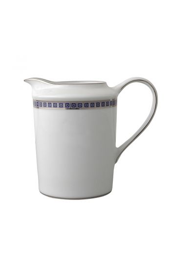 Bernardaud Athena Navy Creamer - Holds 10 ounces