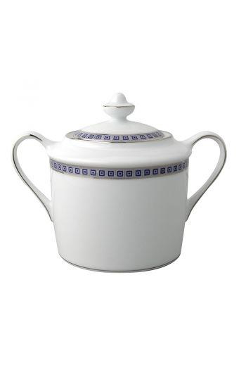Bernardaud Athena Navy Covered Sugar Bowl - 6 cups, 6.8 oz