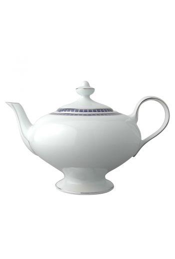 Bernardaud Athena Navy Teapot - 12 cups, 25.4 oz