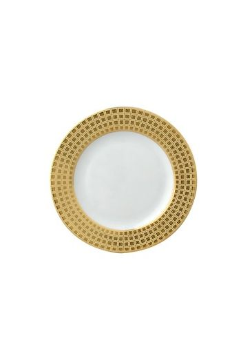Bernardaud Athena Or Accent Bread and Butter Plate - 6.3""