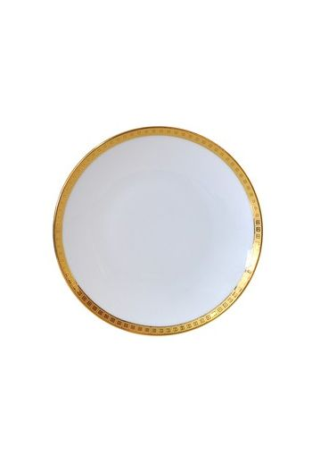 Bernardaud Athena Or Coupe Bread and Butter Plate - 6.5""