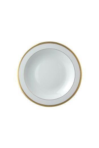 "Bernardaud Athena Or Deep Round Dish - 11.5"""