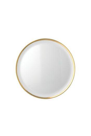 "Bernardaud Athena Or Round Tart Platter - 13"""