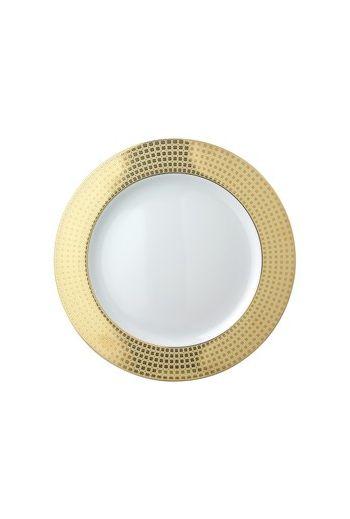 "Bernardaud Athena Or Service Plate - 11.4"""