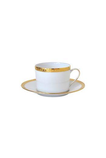 Bernardaud Athena Or Tea Saucer