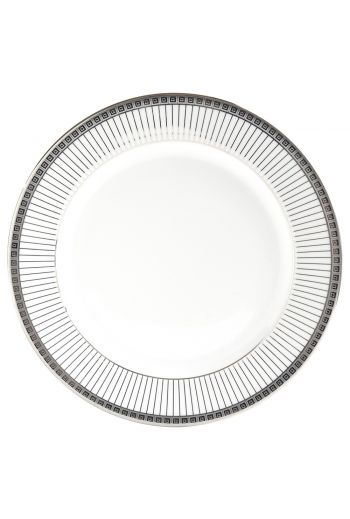 "Bernardaud Athena Platinum Salad Plate - 8.5"""