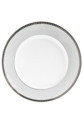 """Bernardaud Athena Studio Platinum Dinner Plate - 10.5"""""""