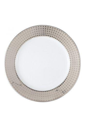 """Bernardaud Athena Platinum Accent Salad Plate - 8.5"""""""
