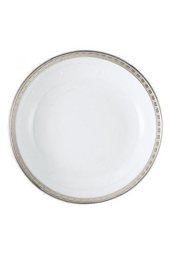 """Bernardaud Athena Platinum Fruit Saucer - 5"""""""