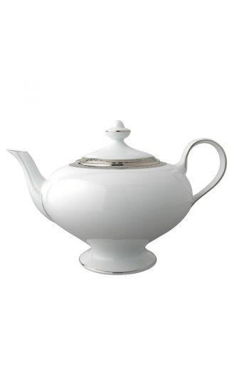 Bernardaud Athena Platinum 25.5 oz Teapot - 12 cups