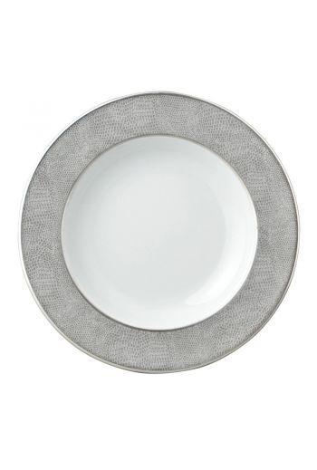 "SAUVAGE Rim soup plate 9"""