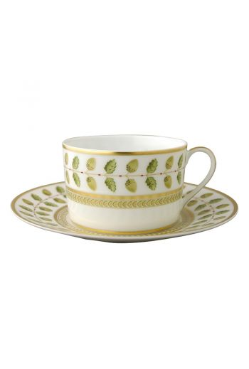 CONSTANCE Breakfast cup & saucer