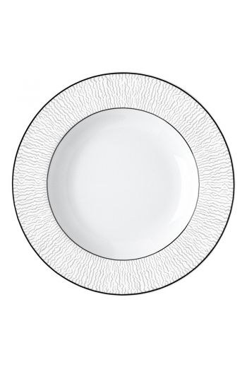 "DUNE Rim soup plate 9"""