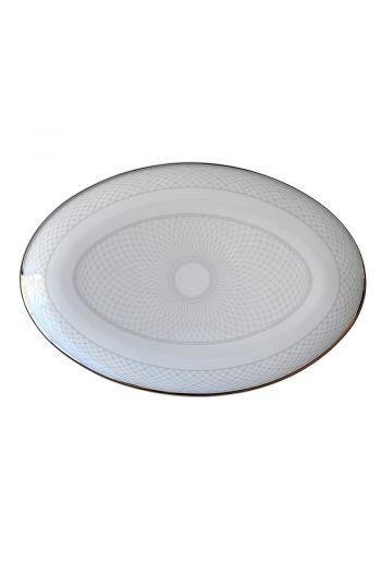 PALACE Oval platter 13''