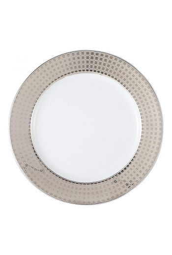 "ATHENA PLATINE Accent Salad plate 8.5"""