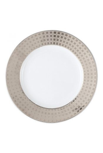 ATHENA PLATINE Accent bread and butter plate 6.3""