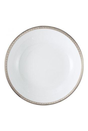 "ATHENA PLATINE Soup plate 7.5"""