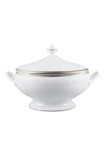 ATHENA PLATINE Soup tureen 2qt