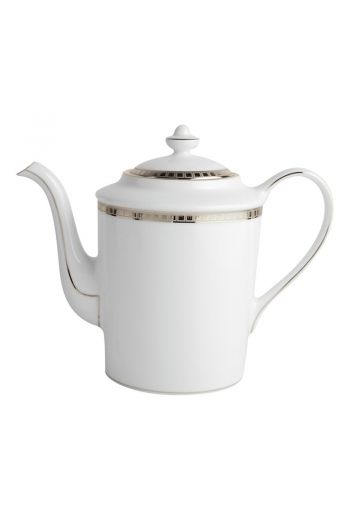 ATHENA PLATINE Teapot 12 cups 25.4 oz