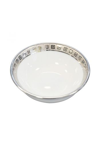 ATHENA  PLATINE Small covered cup 3.4 oz