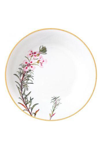 """JARDIN INDIEN Open vegetable bowl 9.5"""""""