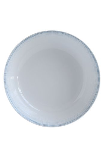 "SAPHIR BLEU Open vegetable dish 34 oz 9.5"""