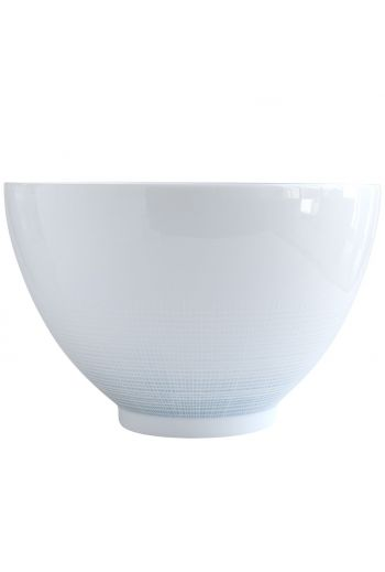 """SAPHIR BLEU Deep salad bowl d. 10.6"""" h. 6.7"""" 142 oz"""