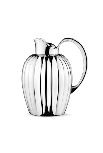 Georg Jensen Bernadotte Stainless Steel Thermo Jug - V: 1 L.
