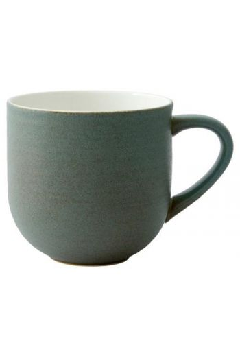 Royal Crown Derby Studio Glaze - Ocean Whisper Mug 12 oz